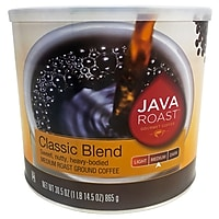 Deals on Java Roast Classic Blend Sweet/Nutty Ground Coffee