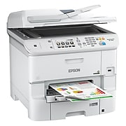 Epson WorkForce Pro WF-6590 Wireless Color Inkjet All-in-One Printer (C11CD49201-NA)