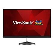 """HP ViewSonic VX2485-MHU-A 24"""" LED Monitor, Black"""