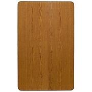 Flash Furniture Rectangle Activity Table, Oak (XUA3072RECOAKTA)