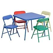 Flash Furniture Square Kids Furniture, Blue (JB9KID)