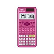 Casio 2nd Edition FX-300ESPLS2-PK 16-Digit Scientific Calculator, Pink