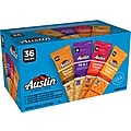Austin Variety Pack Crackers, Assorted Flavors, 1.8 oz., 36/Box (7978310104)