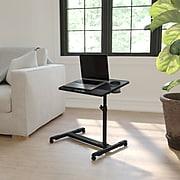 "Flash Furniture 23"" Laminate Laptop Desks Black (NANJG06BBK)"