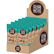 Second Nature Nuts, Dark Chocolate Medley, 1.75 Oz., 12/Pack (1178)