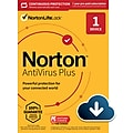 Norton AntiVirus Plus for 1 Device, Windows/Mac, Download (21390616)
