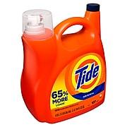 Tide HE Turbo Clean Original Liquid Laundry Detergent, 154 Oz. (60554)