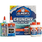 Elmer's Crunchy Slime Kit 3 Years and Up (2091051)