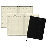 "2020-2021 AT-A-GLANCE 7.5"" x 10"" Academic Appointment Book, PLAN. WRITE. REMEMBER., Black (7079570521)"