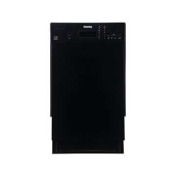 Danby Built-In Dishwasher, Black (DDW1804EB)