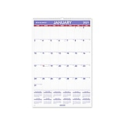 "2021 AT-A-GLANCE 30"" x 20"" Wall Calendar, Multicolor (PM4-28-21)"