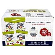 Skinny Pop Popcorn, Original, 0.65 Oz., 28/Carton (220-00408)