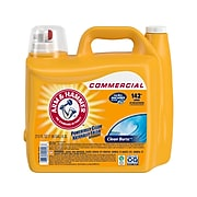 Arm & Hammer Clean Burst Laundry Detergent Liquid, 213 Oz., 2/Carton (33200-00556)