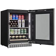 Silhouette Reserve 5 Cu. Ft. Refrigerator, Black (SRVBC050L)