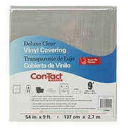 Con-Tact Vinyl Covering, Clear (KIT54C3P21206P)