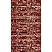 "Dixon Ella Bella Photography Backdrop Paper, 48"" x 12', Aged Red Brick, 4 Rolls (PAC2516)"