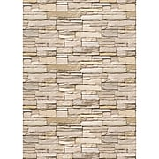 Teacher Created Resources Better Than Paper Bulletin Board Paper Roll, Stacked Stone, 4-Pack (TCR32355)
