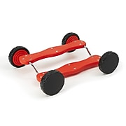 Winther GONGE Go Go Bus Balancing Toy, Red (WING2139)
