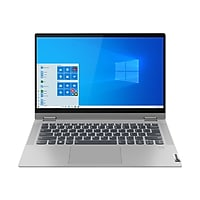 Deals on Lenovo Flex 5 14IIL05 81X1 14-in Notebook w/Intel i7