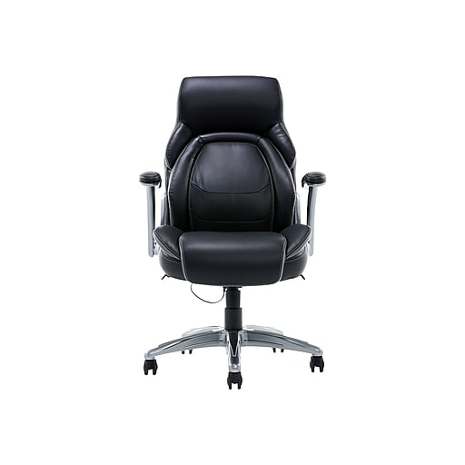 Dormeo Bonded Leather Manager Chair Two Tone 60030 Staples