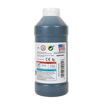 Crayola Washable Paints, Black, 16 oz. (54-2016-051)
