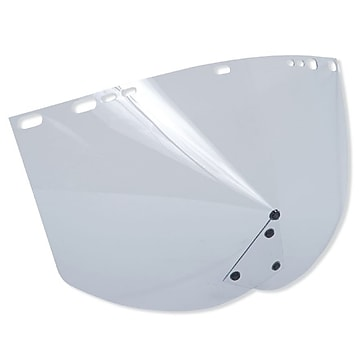 Jackson Safety 141-29060 9 x 15.5 Acetate Face Shield, Clear