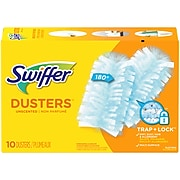 Swiffer Dusters Cloth Refills, Blue 10/Pack (41767)