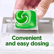 Cascade ActionPacs Dishwasher Detergent Pods, Fresh Scent, 85/Pack (18629)