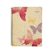 "2021 AT-A-GLANCE 8.5"" x 11"" Planner, Watercolors (791-905G-21)"