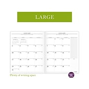 "2021 AT-A-GLANCE 9"" x 11"" Refill, White (70-909-10-21)"