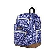 JanSport Cool Student Laptop Backpack, Floral, Multicolor (JS0A2SDD76H)