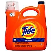 Tide Liquid Laundry Detergent, Original, 96 loads 138 fl oz. (23068)