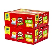 Pringles Variety Pack 1.6 lbs. 2 Packs of 18 (220-00407)