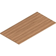 """Offices to go Superior 60"""" Table Top, Autumn Walnut (TDSL6030TOPAWL)"""