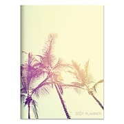 "2020-2021 TF Publishing 7.5"" x 10.25"" Planner, Tropical Sunset (21-4048A)"
