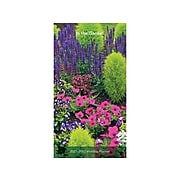 """2021-2022 BrownTrout 3.5"""" x 6.5"""" Pocket Planner Calendar, Gardening Outdoor Home Nature (9781975419721)"""