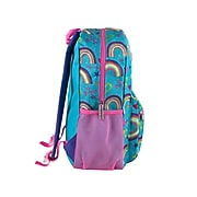 Rainbow Backpack, Artwork, Multicolor (8488STA)