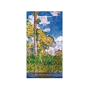 "2021-2022 BrownTrout 3.5"" x 6.5"" Planner, Claude Monet, Clear (9781975419714)"