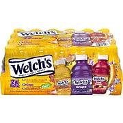 Welch's Variety Pack 10 oz. Juice Drink, 24/Pack (47910)
