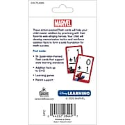 Addition 0-12 Marvel for Grades 1 - 3, 54 cards (734095)
