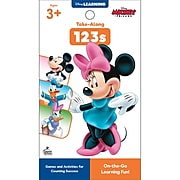 Disney Learning My Take-Along Tablet, Paperback Activity Pad 123s (705378)