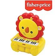 Fisher-Price 380023 25 Keys Lion Piano, Plastic, Multicolor