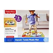 Fisher-Price 380025 Dancin' Tunes Music Mat, Plastic, Multicolor