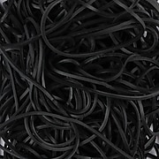JAM Paper Colored Rubber Bands, #19, 100/Pack (33319RBBL)