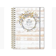 "2021 Southworth 8.5"" x 11"" Planner, Rustic Harvest (91900)"
