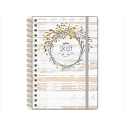 "2021 Southworth 7"" x 9.25"" Planner, Rustic Harvest (91902)"