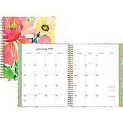 "2021 Blue Sky 7"" x 9"" Planner, by Jenna Rainey, Juicy Floral Bouquet (131438)"