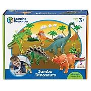 Learning Resources Jumbo Dinosaurs, Set of 5 (LER0786)