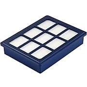 Nilfisk Vacuum HEPA Filter, White/Blue (147 1250 500)