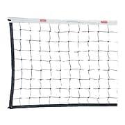 Tachikara Volleyball Net, White/Black (REC-NET)